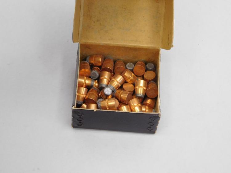 Vintage Super Vel Bullets 38 Caliber 3565 Inch