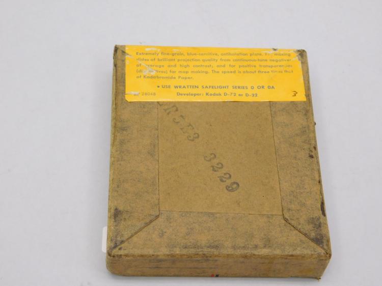Lot 75: Antique Eastman Kodak Lantern Slide Medium Plates