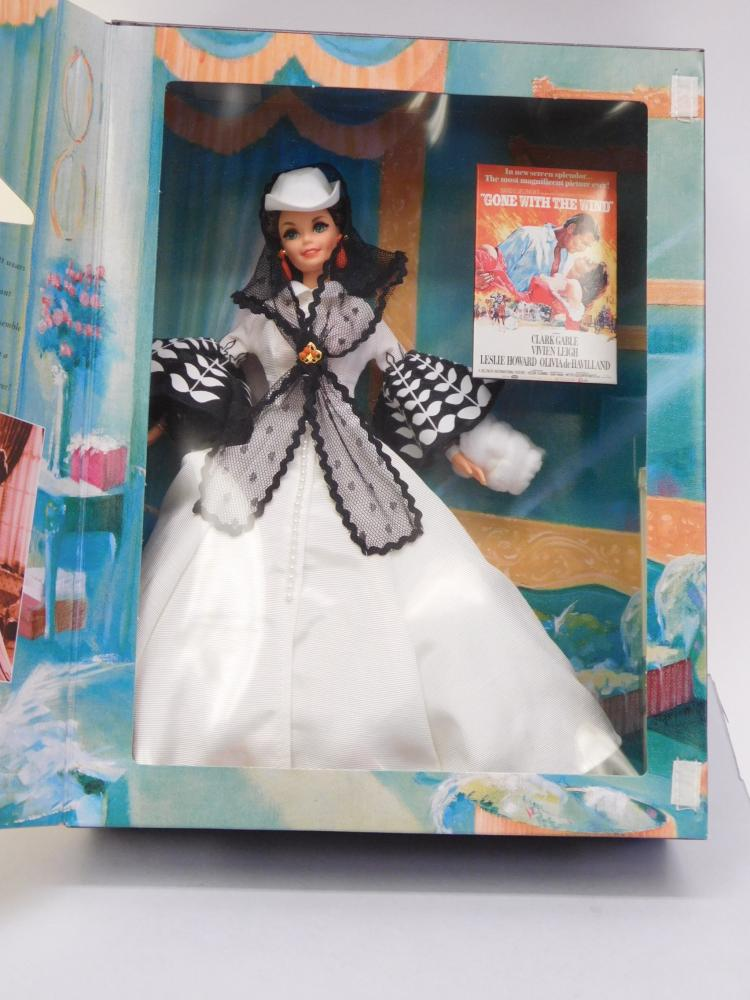 Lot 76: 1994 Hollywood Legends Collection Barbie As