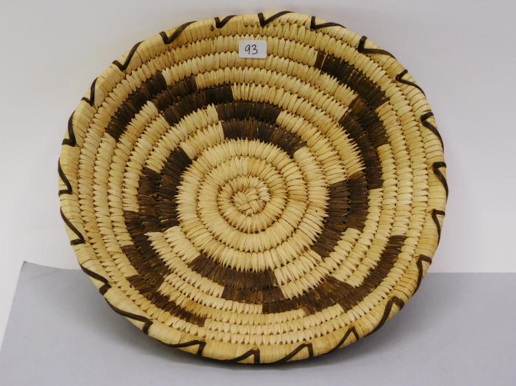 Vintage Papago Indian Tohono O Odham Handmade