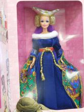 Lot 94: 1994 Great Eras Medieval Lady Barbie In Original