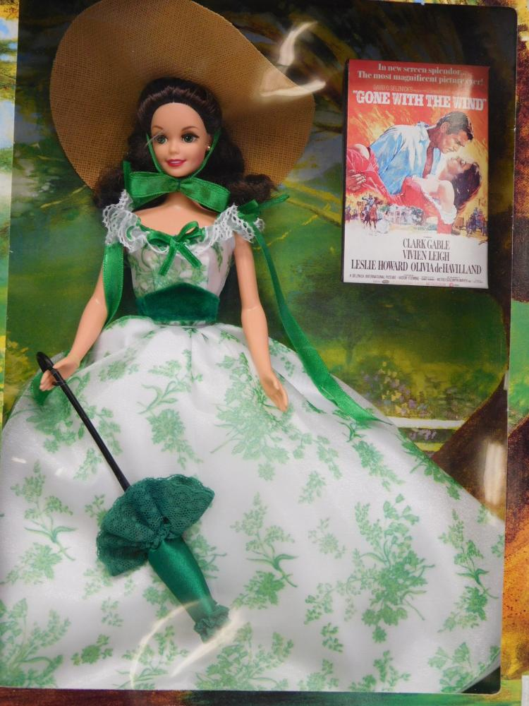 Lot 101: 1994 Hollywood Legends Collection Barbie As