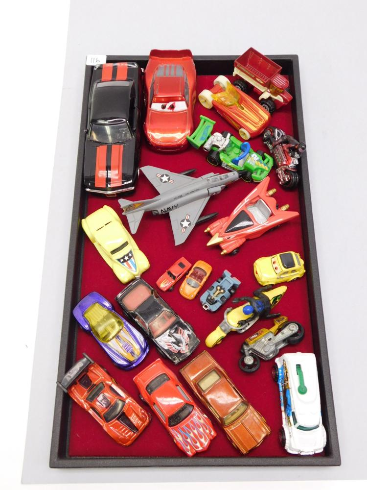 Vintage Diecast Hot Wheels Matchbox And More Car