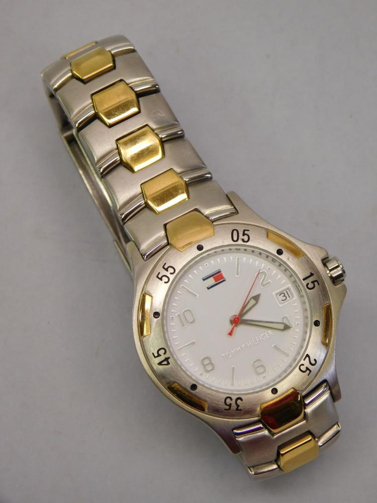 Men's Tommy Hilfiger Wrist Watch Stainless Steel