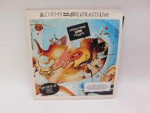 Alchemy Dire Straits Live Quiex Ii Limited Edition Pressing Two Record Promotional Set