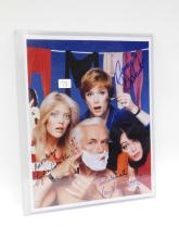 Too Close For Comfort Cast Signed 8 By 10 Photograph