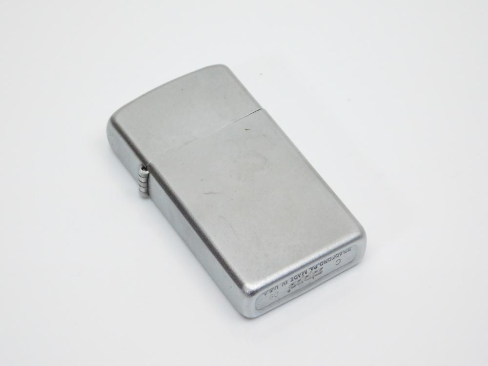 2009 Zippo Slim Refillable Lighter