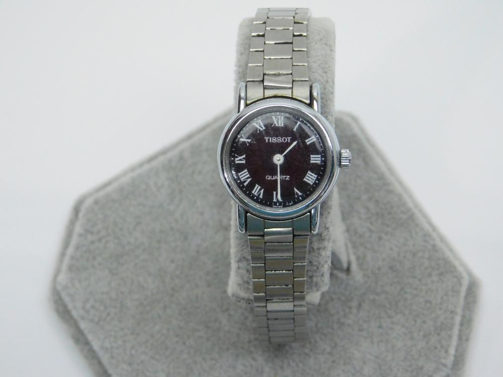 Vintage Tissot Ladies Quartz Wrist Watch