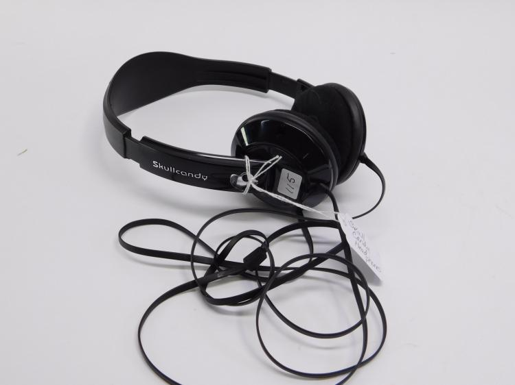 Skull Candy Stereo Headphones