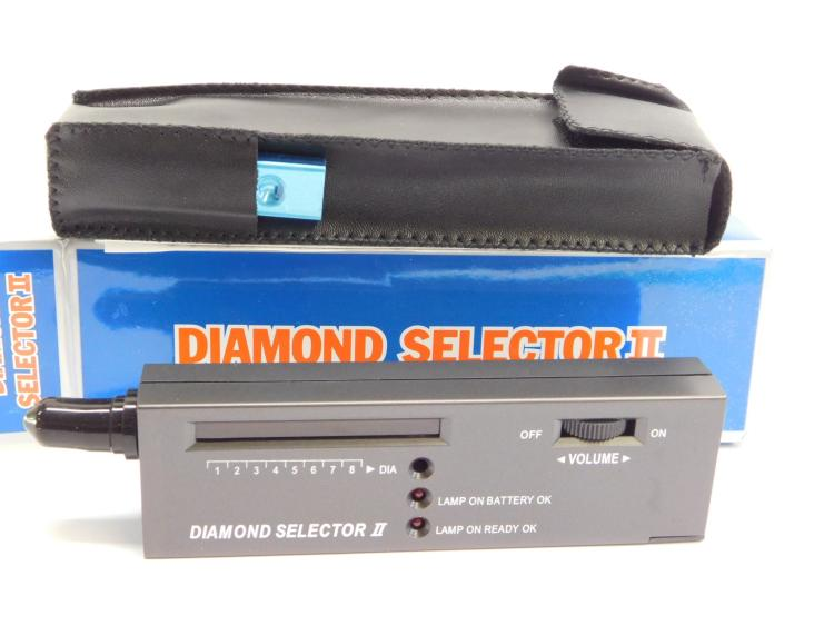 New In Box Diamond Selector 2 Diamond Tester
