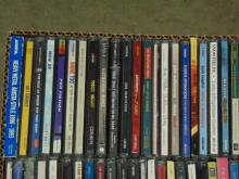 Lot 10: Lot of Over 50 Pop and Classic Rock CDs Including Aerosmith and The Eagles