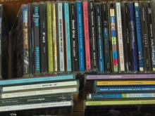 Lot 11: Lot of Over 50 Pop and Rock CDs Including Buckcherry and Rod Stewart