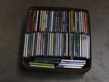 Lot 14: Lot of Over 50 Pop and Rock CDs Including Ween and Tom Jones