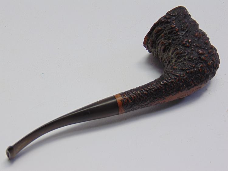 Vintage Savinelli Capri Root Briar Wood Pipe