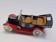 Lot 22: 1/24 Scale Ertl Collectibles Texaco Advertising Bank 1917 Maxwell Touring Car