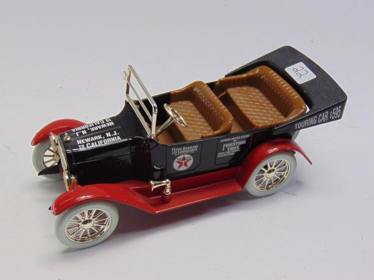 1/24 Scale Ertl Collectibles Texaco Advertising Bank 1917 Maxwell Touring Car