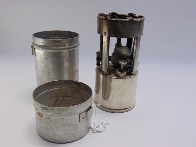 Vintage Coleman No 530 B46 Military Pocket Stove
