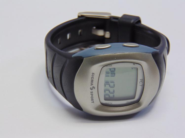 Sigma Sport PC7 Heart Rate Monitor Watch