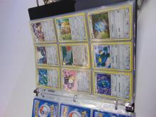 Lot 5: Large Lot of 999 Collectible Pokemon Cards in Protective Pages
