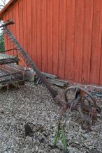 Vintage Ford 501 Sickle Bar Tractor Pulled Mower