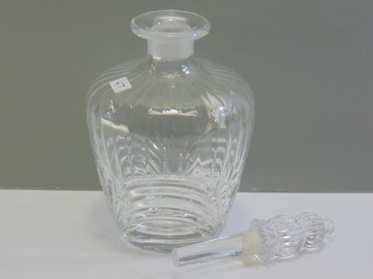 Lot 47: Cut Crystal Vintage Decanter
