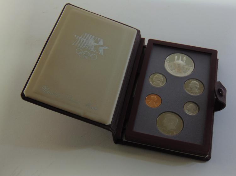 1984 United States Mint Prestige Set