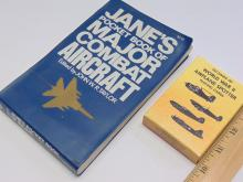 Lot 193: Jane's Pocket Book of Combat Aircraft and Spotter Playing Cards