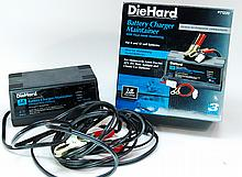Diehard Automatic Battery Charger Maintainer