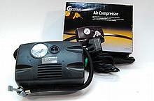 Kronus 12v Air Compressor with Gauge