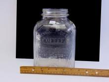 Lot 6: Vintage Vacuum Packed Coffee Jar