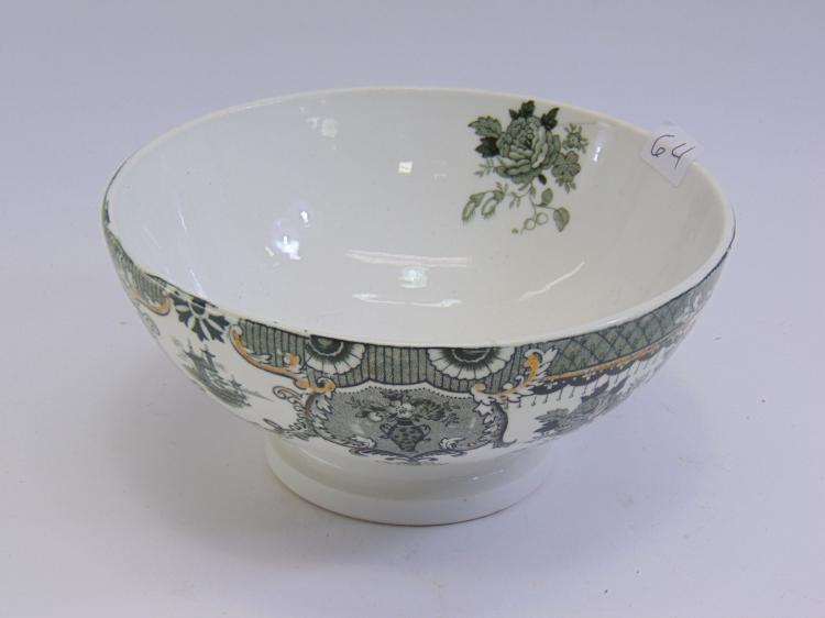 Wedgewood Designed Bowl.  Lion And Crown Hallmark
