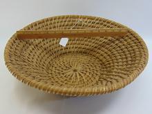 Lot 3: Vintage Native American Willow Basket