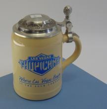 Lot 5: Vintage Las Vegas Tropicana Ceramic Beer Stein