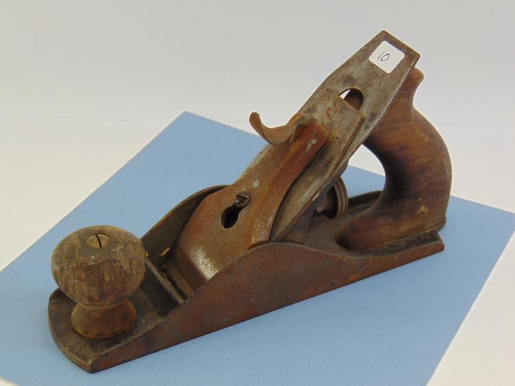 Vintage Wood Planer Hand Tool