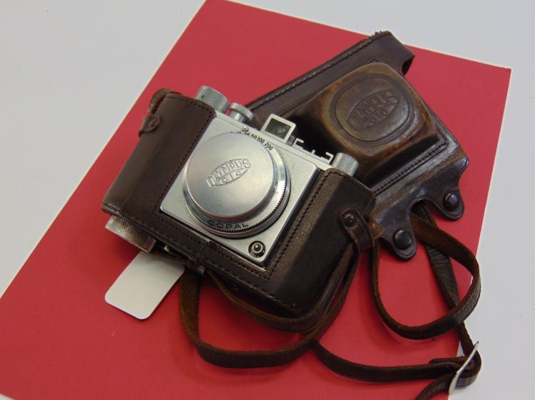 Vintage Olympus OIC 35mm Camera