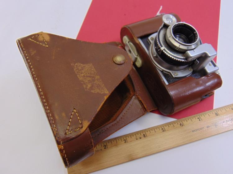 Vintage Kodak Kodamatic No#1 35mm Camera