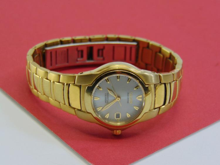 Citizen Eco-Drive Ladies Dress Watch