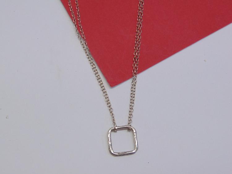 5g Sterling Silver Adina Reyter Necklace
