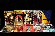 Lot Of 10 Detective Batman Comics 90s & 2000