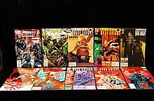Lot Of 10 Batman Legens Of The Dark Knight Comics