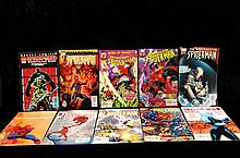 10 Spiderman Comics 90s & 2000s