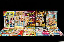 Lot Of 10 Archie Comics 2000s
