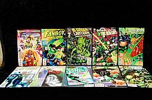 Lot Of 10 Green Lantern Comics 2000s