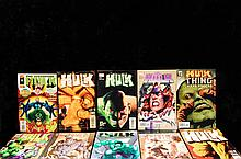 Lot Of 10 Hulk Comics 2000s