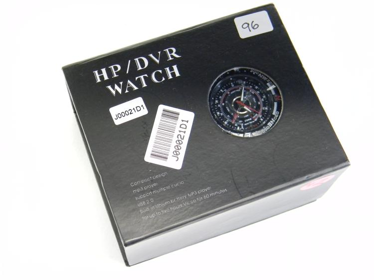 New HP/DVR/MP3 Mens Sports Watch