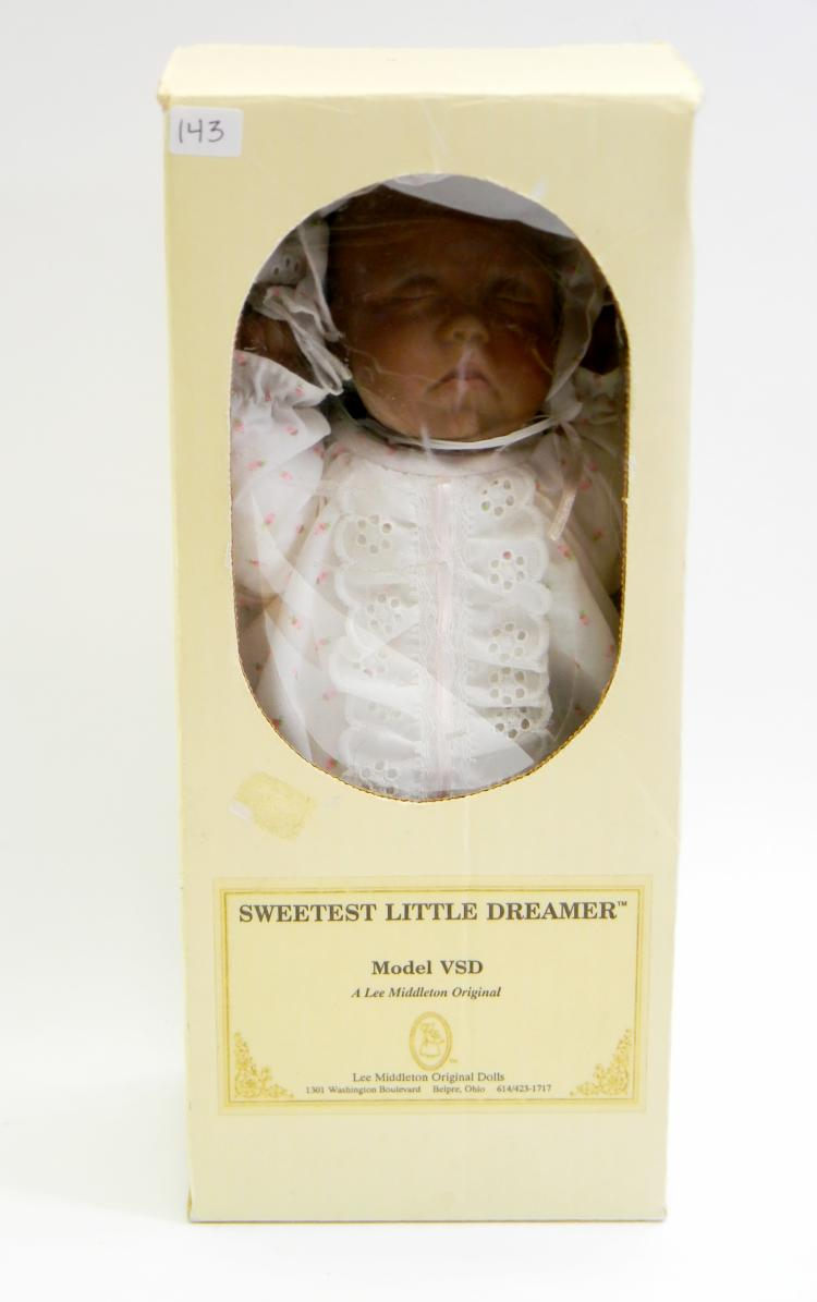 "Lee Middleton ""Sweetest Little Dreamer"" Doll"