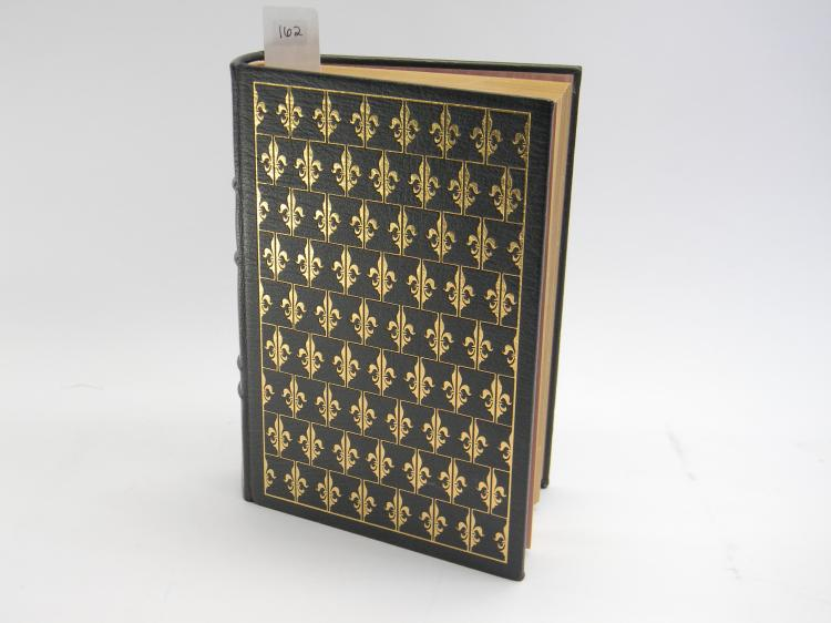 "Leather Bound ""The Three Musketeers"" Hardback Book"