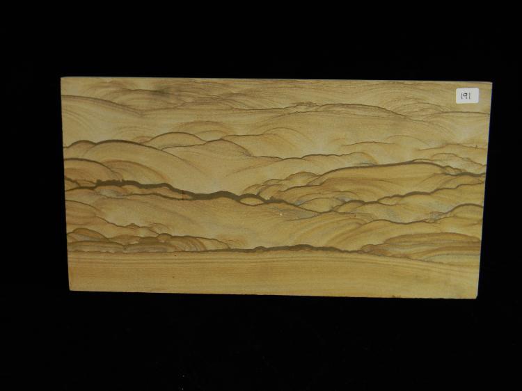 "Natural Picture Jasper ""Sand Dunes"" Stone Slab"