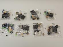 Lot Of 7 Lego Star Wars Figurines