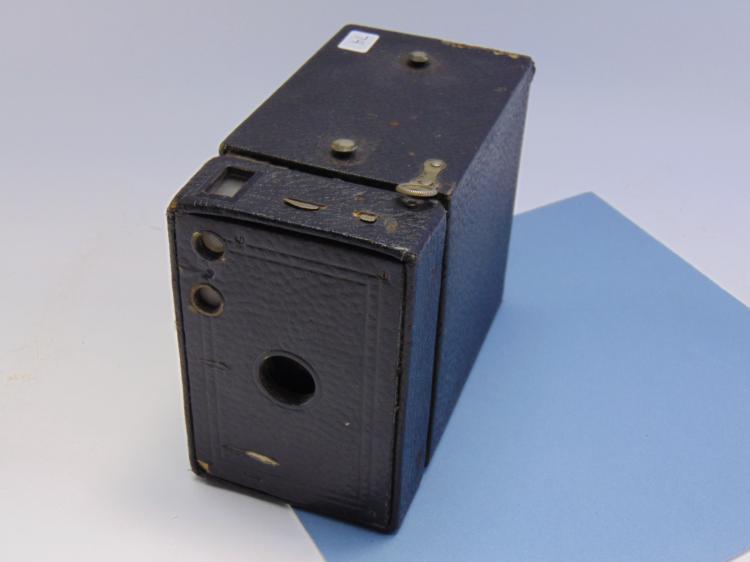 Antique Kodak #2 Brownie Box Camera